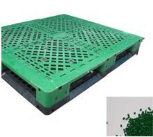 全彩塑料板材绿色母粒QC6166