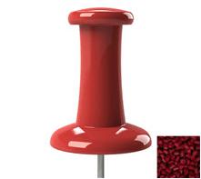 全彩文具用品红色母粒QC3009