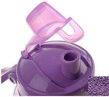 全彩食品药品紫色母粒QC9040